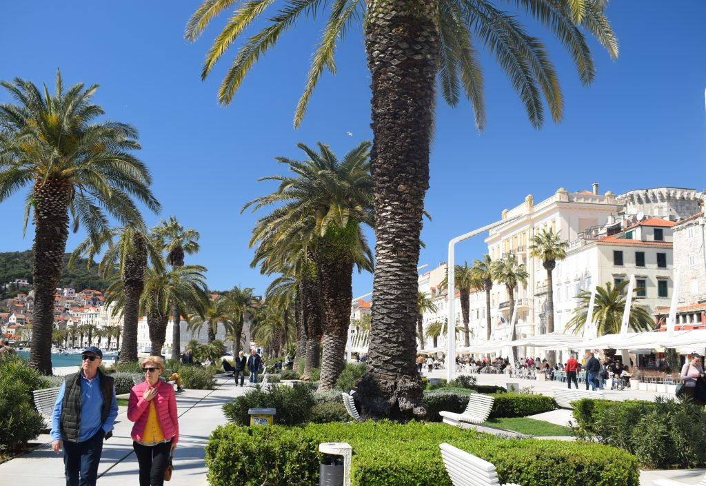 what to do in split riva